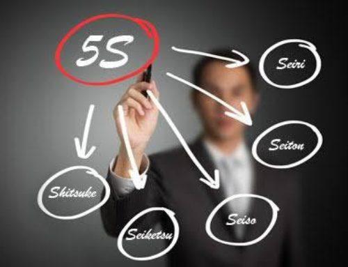 Benefícios do uso dos 5 sensos (5S) em laboratórios